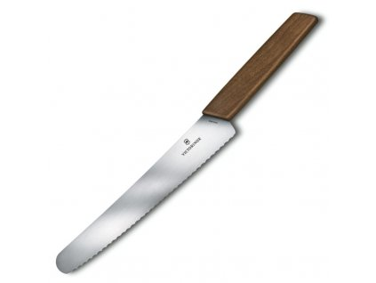 Victorinox Swiss Modern nůž na chleba, 22 cm