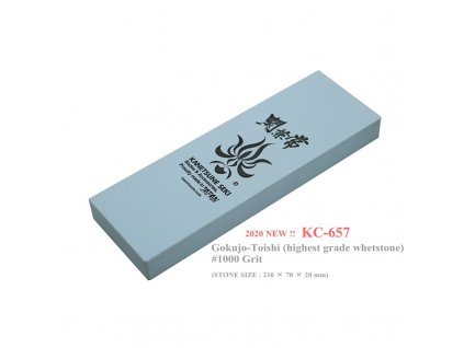 Kanetsune japonský brusný kámen jemný 1000 grit