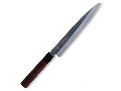 Kanetsune Red Sandalwood Yanagiba 210mm