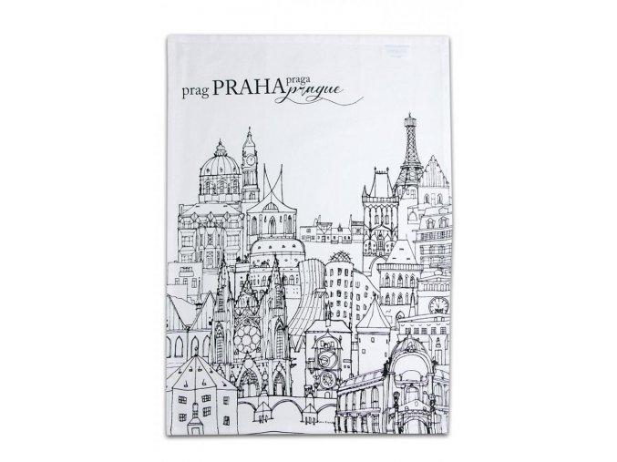 Suvenýr z Prahy - UTĚRKA PRAHA 1ks