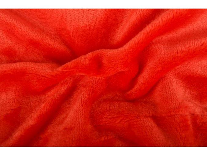 Prostěradlo mikroflanel SLEEP WELL® - 90x200 cm - grepová