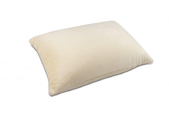 Masážní polštářek plněný mikrokuličkami 30 x 45 cm - MĚSÍČNÍ TŘPYT