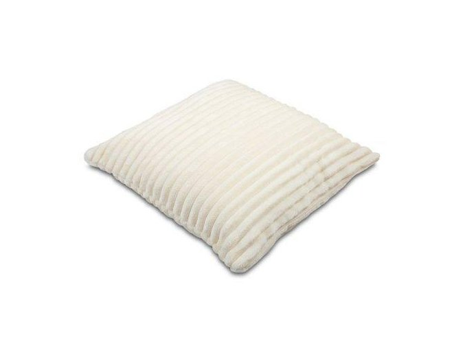 Povlak na polštářek Sleep Well® manžestr 50x50cm - MĚSÍČNÍ TŘPYT