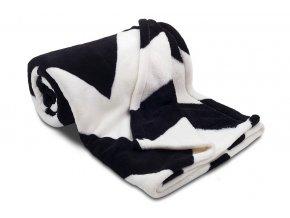Dětská deka z mikrovlákna SLEEP WELL® 75 x 100cm - SKANDINÁVSKÝ VZOR