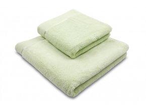 Osuška mikrobavlna SLEEP WELL® - 70x140cm - PISTÁCIE