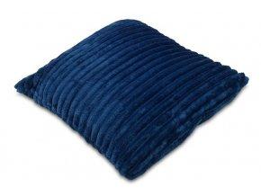 Povlak na polštářek Sleep Well® manžestr 40x40cm - PETROLEJOVÁ