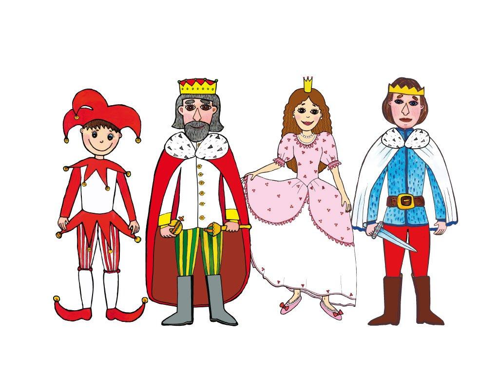 kasparek a princezna loutky