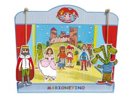 loutkove divadlo marioneto univerzalni kasparek