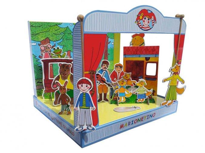 loutkove divadlo trojpohadka budulinek marionetino (23)