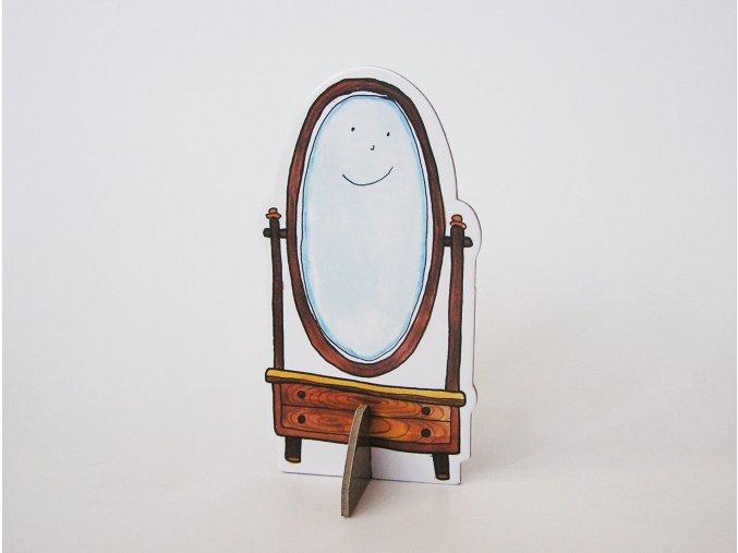Zrcadlo - kulisa