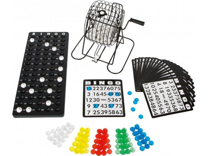 Small Foot Hra Bingo X s příslušenstvím