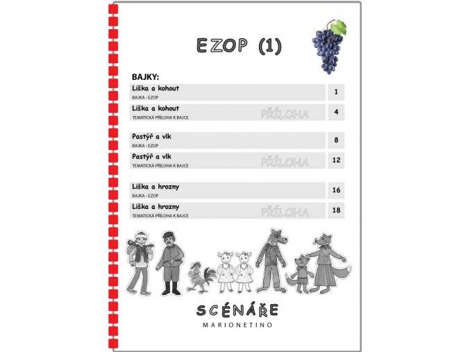 EZOP 1 WEB, LETÁK