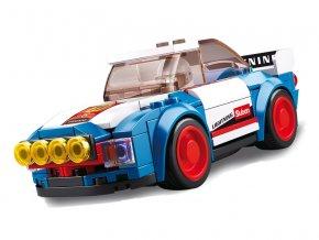 Sluban Car Club M38-B0675 Rally
