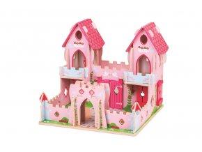 Bigjigs Toys Pohádkový palác