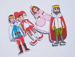 princezna princ kasparek kral loutky marionetino (9)