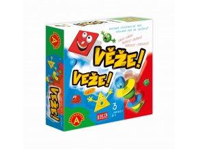 Pexi Věže rodinná hra