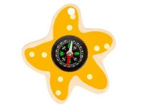Small Foot Hračka hvězdice žlutá Small Foot Hračka hvězdice žlutá
