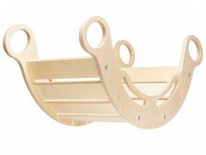 Montessori Houpačka 5v1 natur - bez povrchové úpravy
