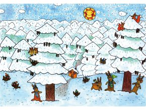 Sněhurka a sedm trpaslíků - pozadí