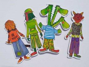 drak cert jezibaba vodník loutky marionetino pro deti (3)