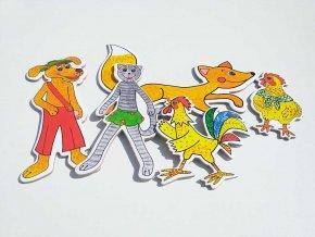 loutky zviratka a liska marionetino (4)