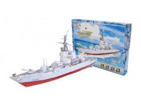 Small Foot Třívrstvé pěnové 3D puzzle loď míru