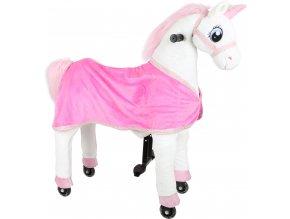 Small Foot Jezdecký kůň jednorožec Unicorn
