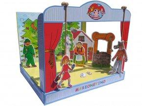 loutkove divadlo cervena karkulka marionetino (3)