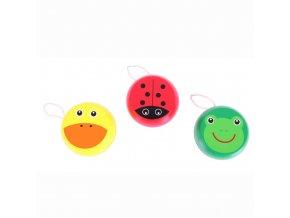 Bigjigs Toys - Dřevěné Jojo 1ks Žabka Bigjigs Toys - Dřevěné Jojo 1ks Žabka