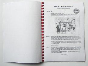 SNĚHURKA A SEDM TRPASLÍKŮ - SCÉNÁŘ