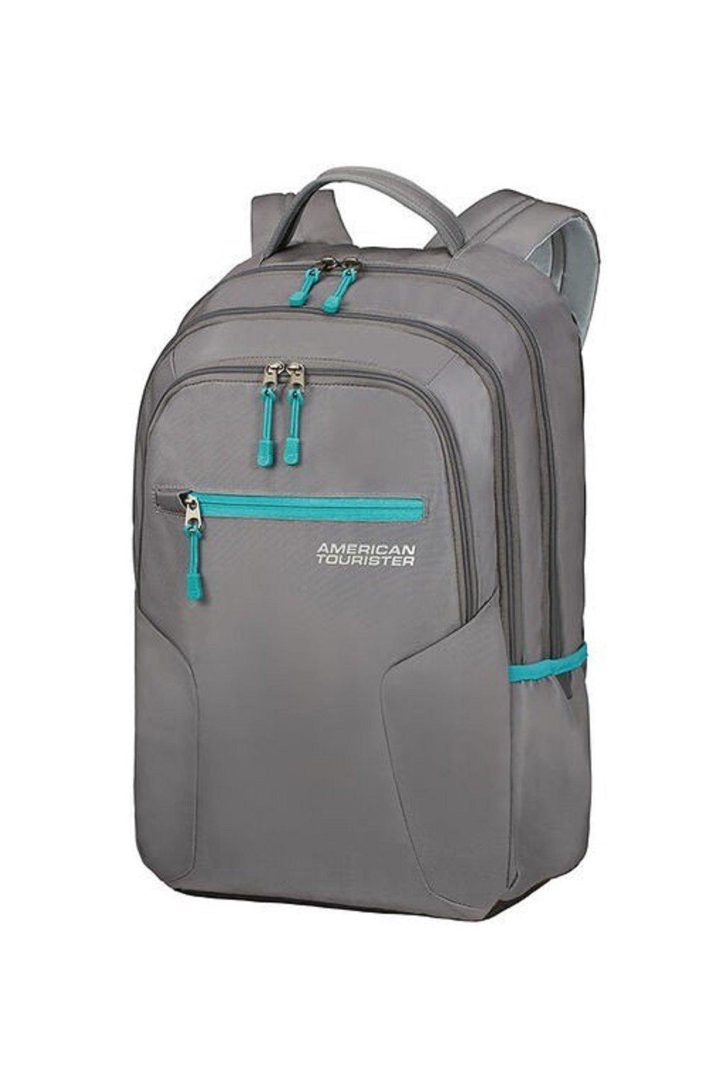 "Urban Groove Laptop Backpack 15.6"" Grey/Green"