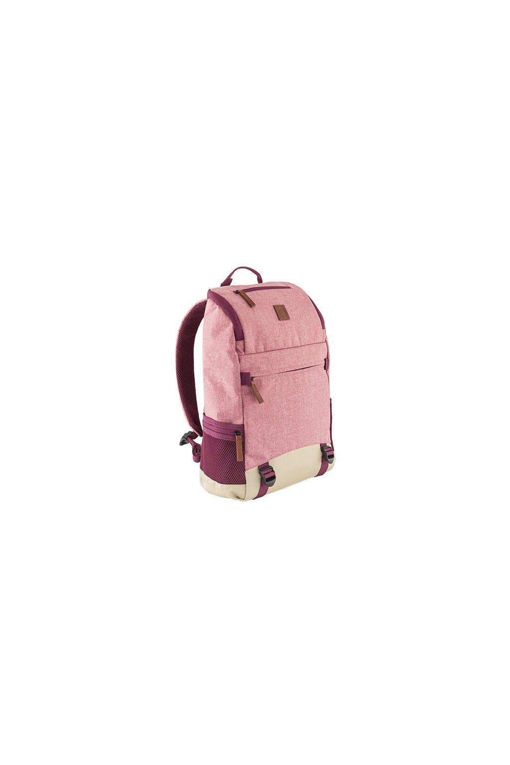 kufrland delsey maubert backpack pink (1)