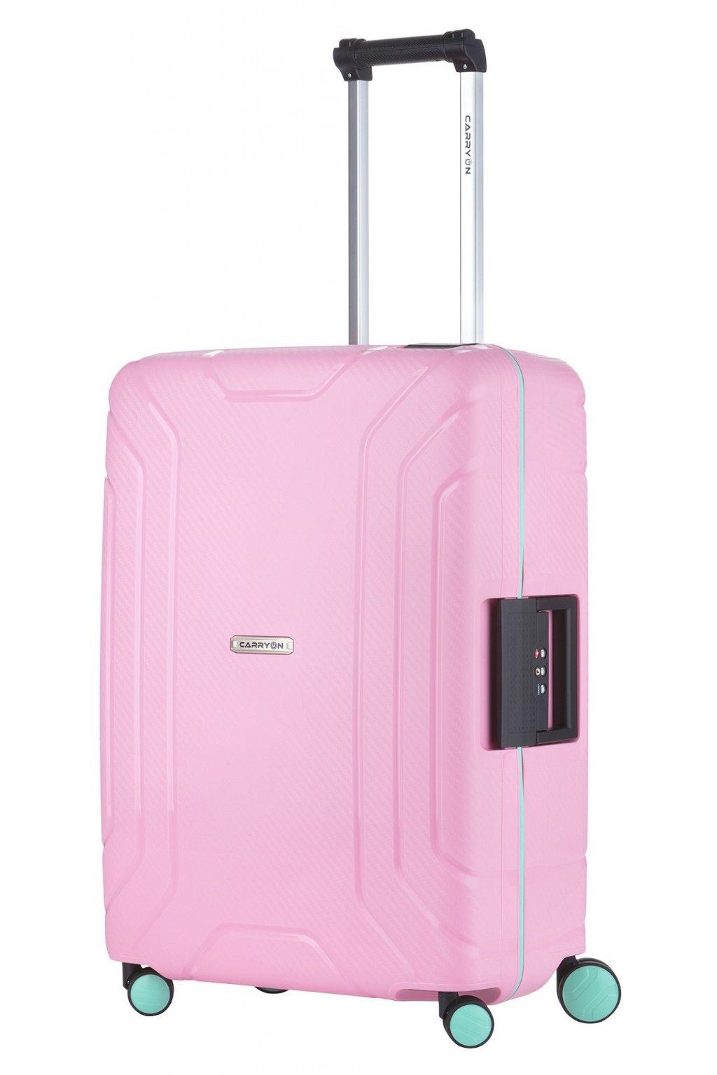 kufrland carryon steward pink (1)