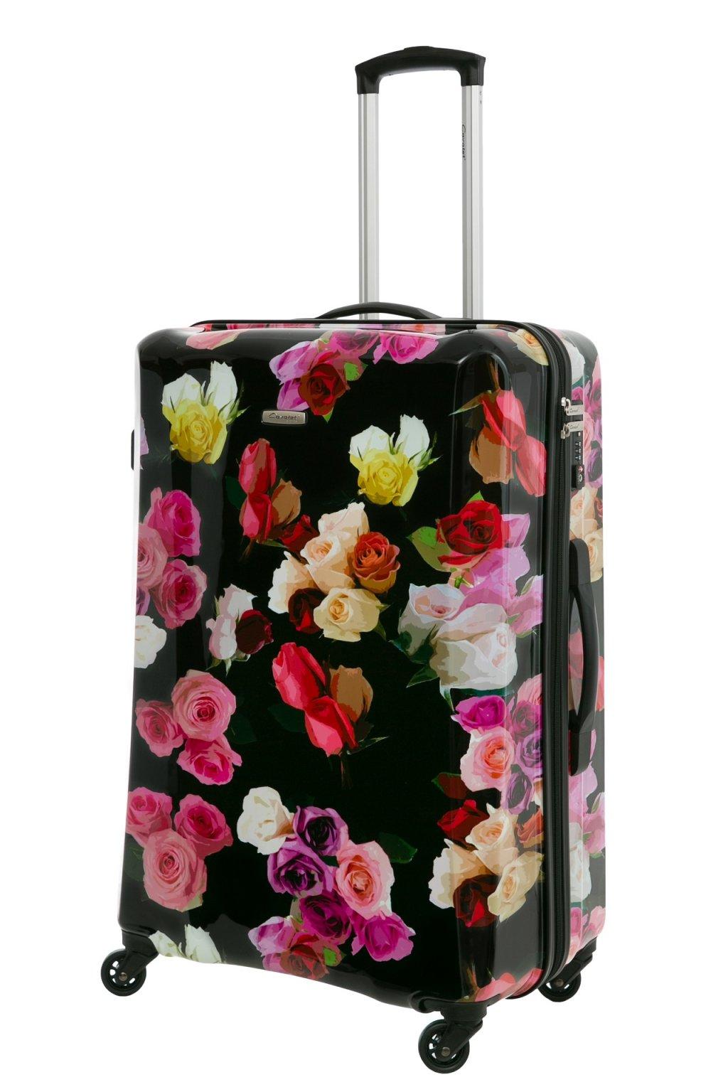 kufrland cavalet rose flower black (16)