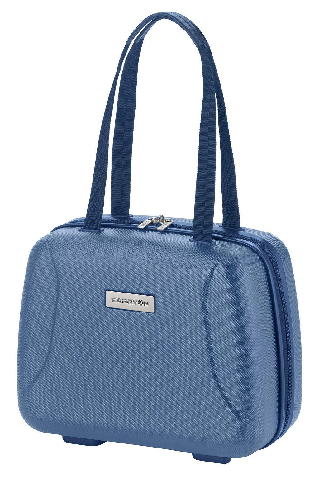 kufrland carryon skyhopper beautycase blue (12)