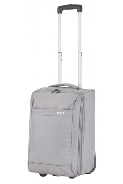 kufrland travelz weekendtroley grey (4)