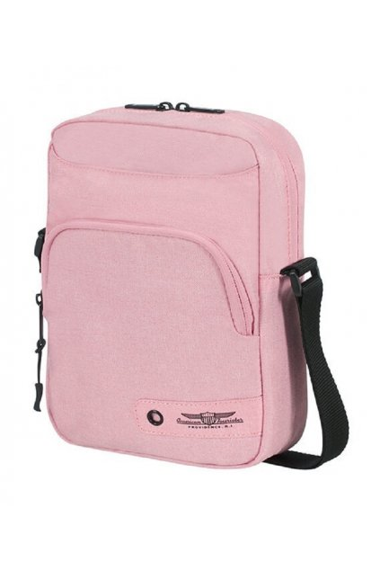 kufrland americantourister cityaim crossover pink (2)