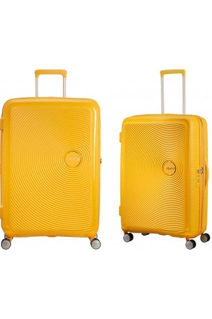 kufrland americantourister soudbox yellow 15