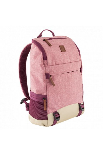 kufrland delsey maubert backpack pink (1)