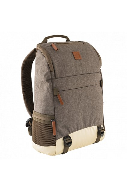 kufrland delsey backpack brown (2)