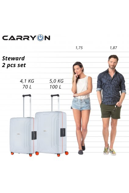 kufrland carryon steward grey (13)