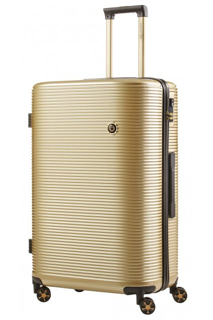 kufrland carryon blingbling champagne (7)