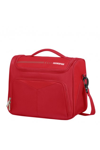kufrland americantourister summerfunk beautycase red (3)