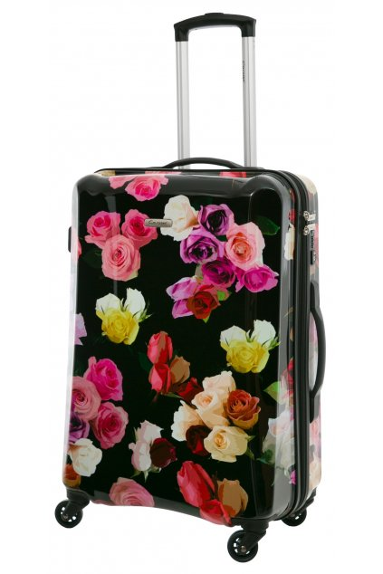 kufrland cavalet rose flower black (9)