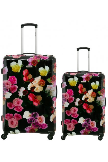 kufrland cavalet rose flower black (19)
