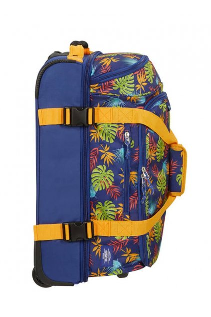 kufrland americantourister alltrail duffle printtropicalleaves (6)
