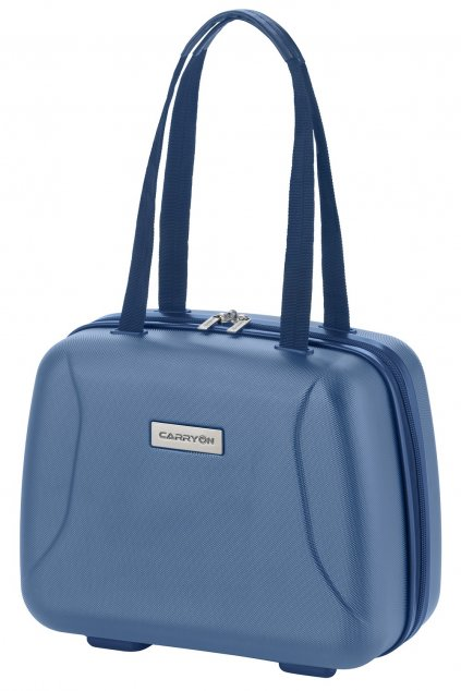 kufrland carryon skyhopper beautycase blue (12)