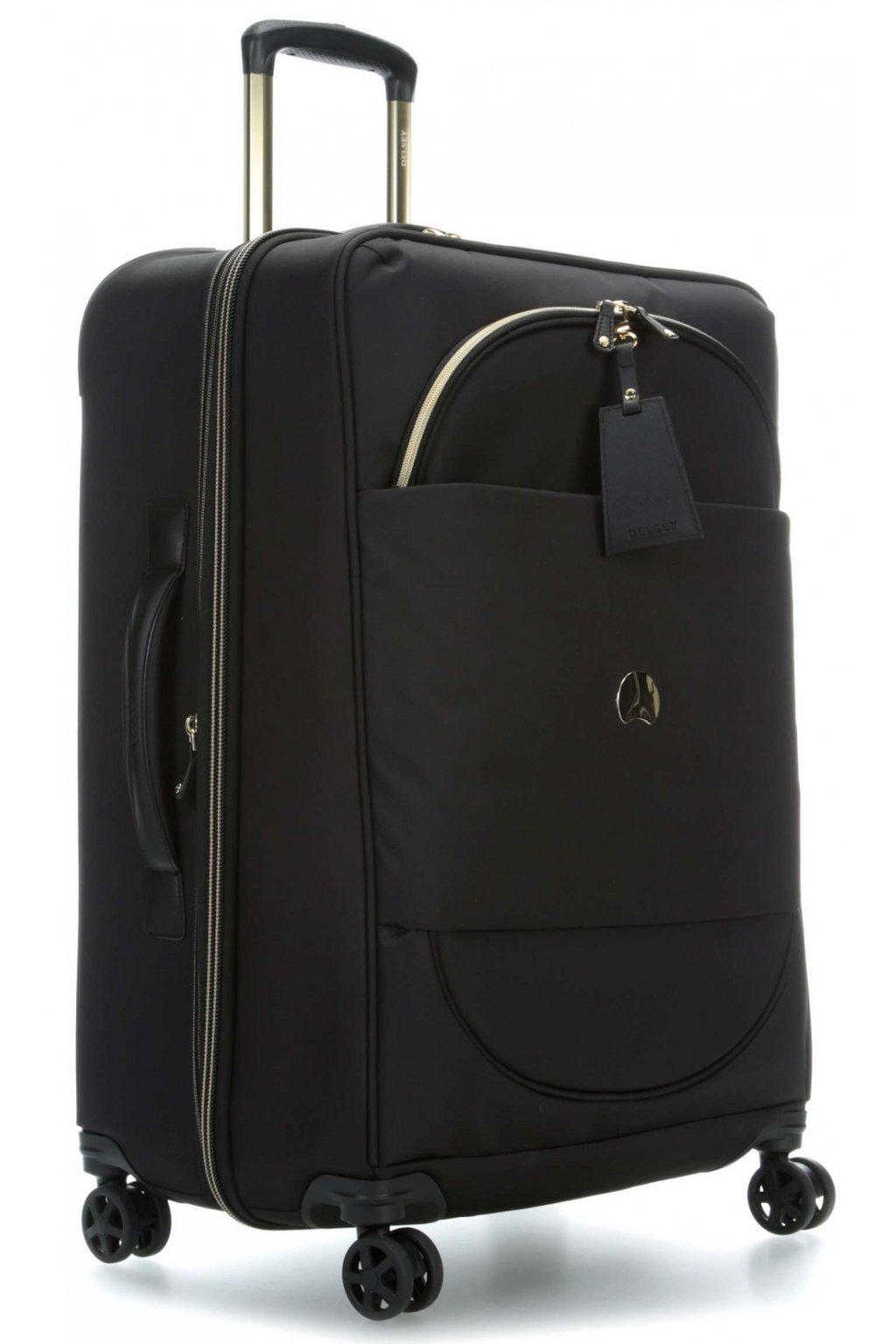 kufrland delsey montrouge valise black (2)
