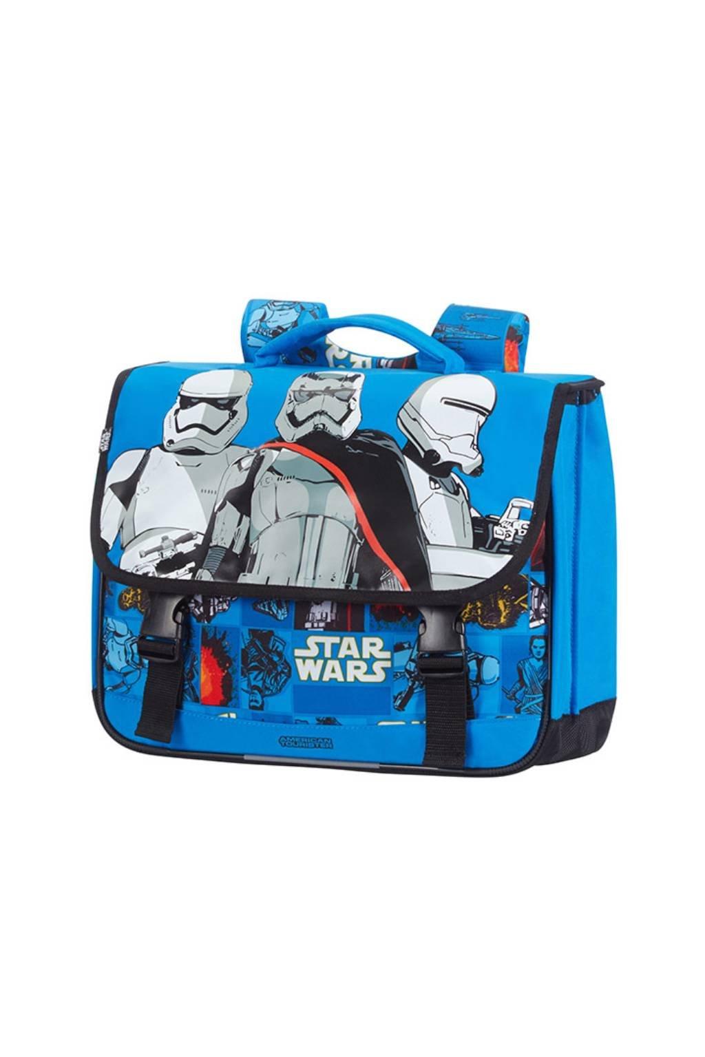 kufrland americantourister newwonder schoolbag starwars blue (1)