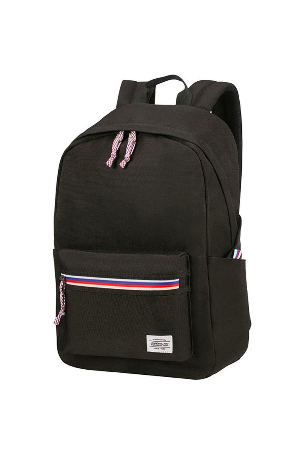 kufrland americantourister upbeat backpack black (11)